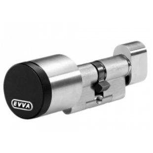 GR20004 Evva Airkey cilinder nikkel. 54 mm deur