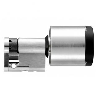GR20024 Evva Airkey halve cilinder nikkel