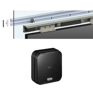 GR300025 schuifdeurrail 2000 mm Linear polaris wandlezer opbouw