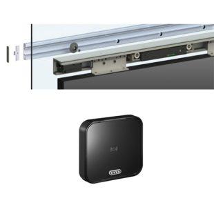 GR300029 schuifdeurrail 3000 mm Linear polaris wandlezer inbouw