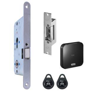 GR300033 Comfortslot electrische sluitplaat wandlezer rechts