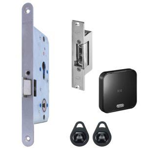 GR300034 Comfortslot electrische sluitplaat wandlezer links