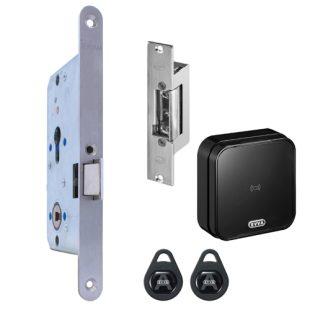 GR300035 Comfortslot electrische sluitplaat wandlezer rechts