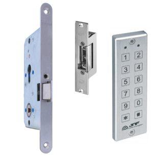 GR300037 Comfortslot electrische sluitplaat cijfercode tableau rechts