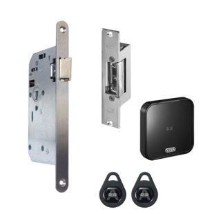 GR300041 projectslot electrische sluitplaat wandlezer rechts