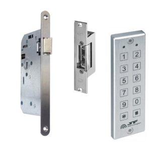GR300045 projectslot electrische sluitplaat cijfercode tableau rechts