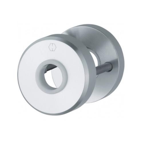 GR400239 Hoppe veiligheids krukrozet rond aluminium