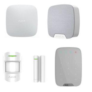 GR500005 woonhuis alarm set 3 wit